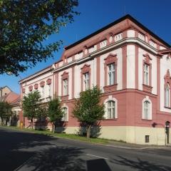 Budova městské galerie a sídlo příspěvkové organizace něsta Hlinska