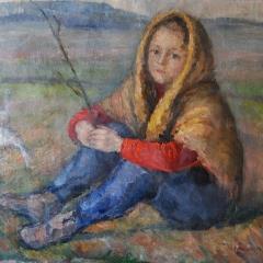 DSC_0032 PASAČKA, olej, 80x90 1959