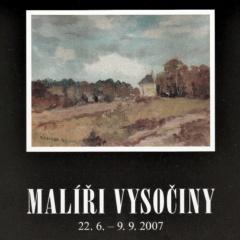 19_Malíři Vysočiny