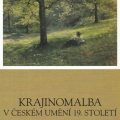 22_Krajinomalba v českém umění 19. století