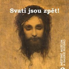 Svatí jsou zpět_plakát