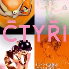 ČTYŘI - plakát A2_zmenšeno pro web